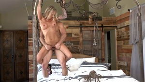 anal while wife watches